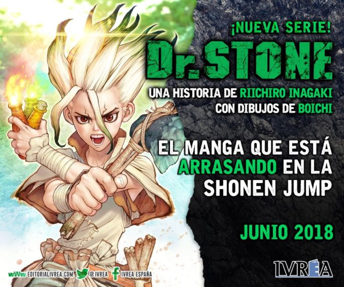 Dr Stone Ivrea