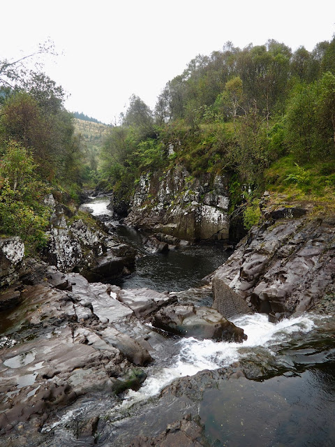 Bracklinn Falls & Callander Crags hike, Loch Lomond & Trossachs National Park, Scotland