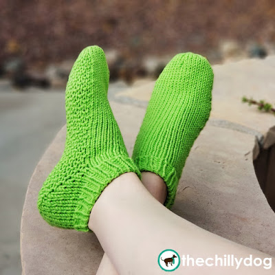 Best Worsted Socks - Toe Up
