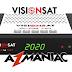 Visionsat Play HD Nova Atualização v1.10 - 22/06/2020