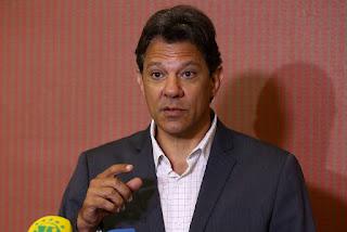 Haddad fala sobre refinanciamento do Fies e volta a chamar Bolsonaro para o debate