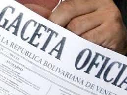 Descargue en PDF Últimos Decretos presidenciales de Gaceta-Oficial-Extraordinaria Nº 6386 27 de junio de 2018