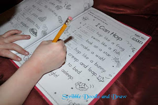 learn to read with sight word poetry pages