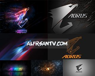 صور وخلفيات اورس Gigabyte Aorus PC 2020 لسطح المكتب