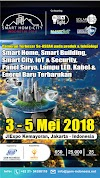 Smart Home City 2018 di JIEXPO 3-5 Mei 2018