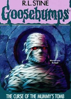 Goosebumps #5: The Curse of the Mummy's Tomb PDF Download