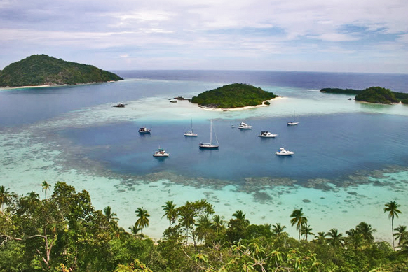 Anambas Islands, 'Raja Ampat' in Western Indonesia