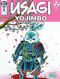 Usagi Yojimbo (2019) Comic