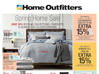Home Outfitters Canada weekly Flyers October 30 - November 5, 2020