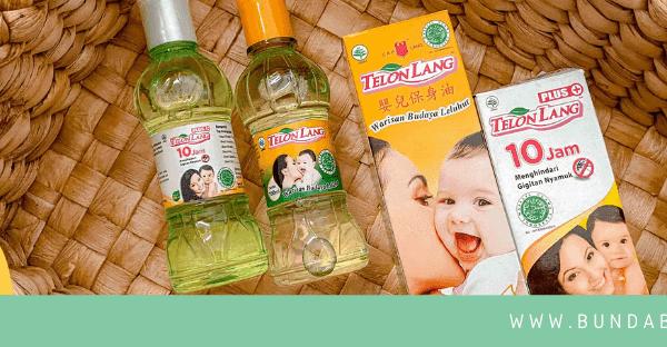 Review Telon Lang, Minyak Telon yang Aman untuk Bayi dan Anak