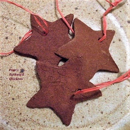 Nothing beats the smell of Christmas. That's why making these holiday spice ornaments has become a tradition in my house.