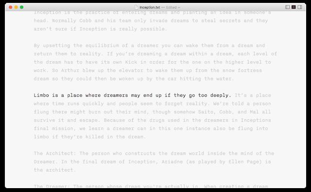 Manuscript Layout Grid Design