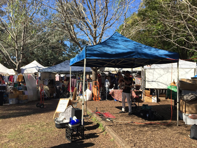 Sydney - Glebe Markets Performances