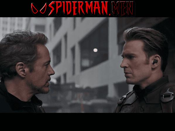 escenas de Avengers: Endgame