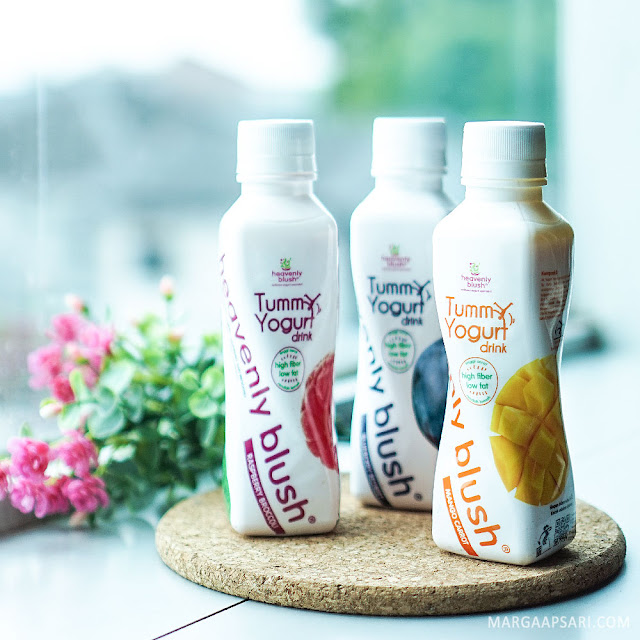 Heavenly Blush TummYogurt Drink