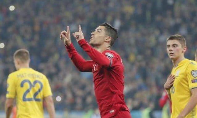 Cristiano Ronaldo segna 101 gol col Portogallo