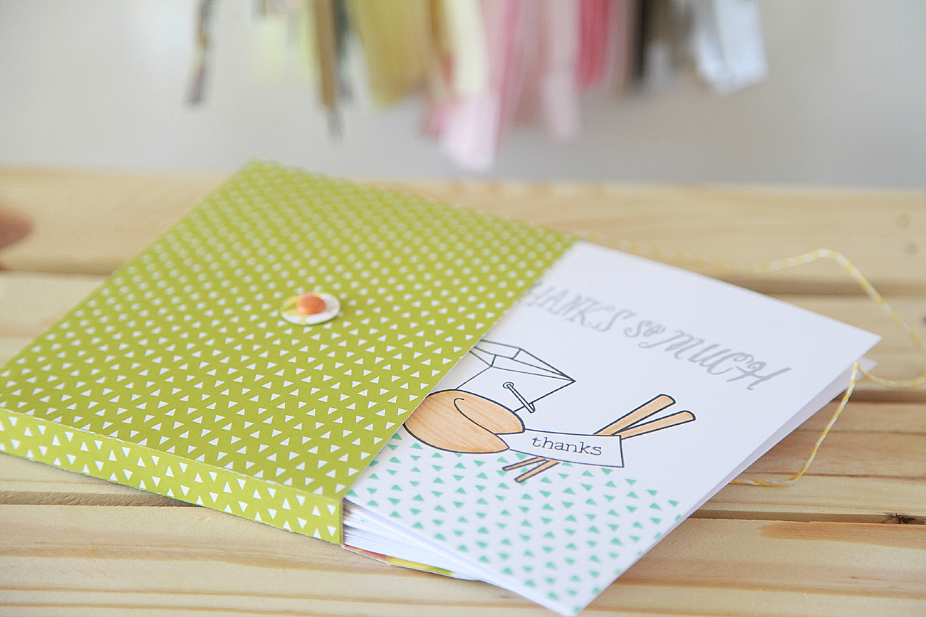 Unify Handmade: DIY—Stationary Box, A2 Size