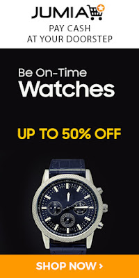 Best deals on wrist watches at jumia