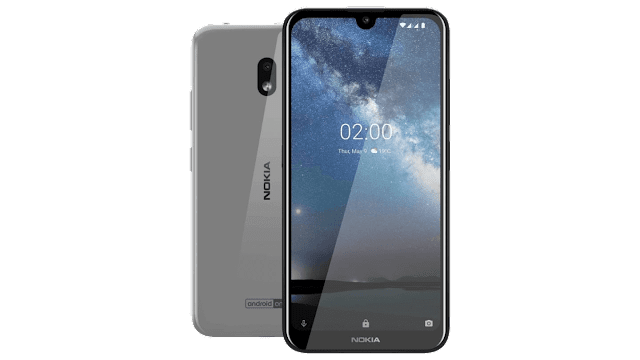 Firmware Nokia 2.2
