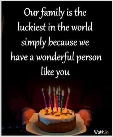 Mausa Happy Birthday Status