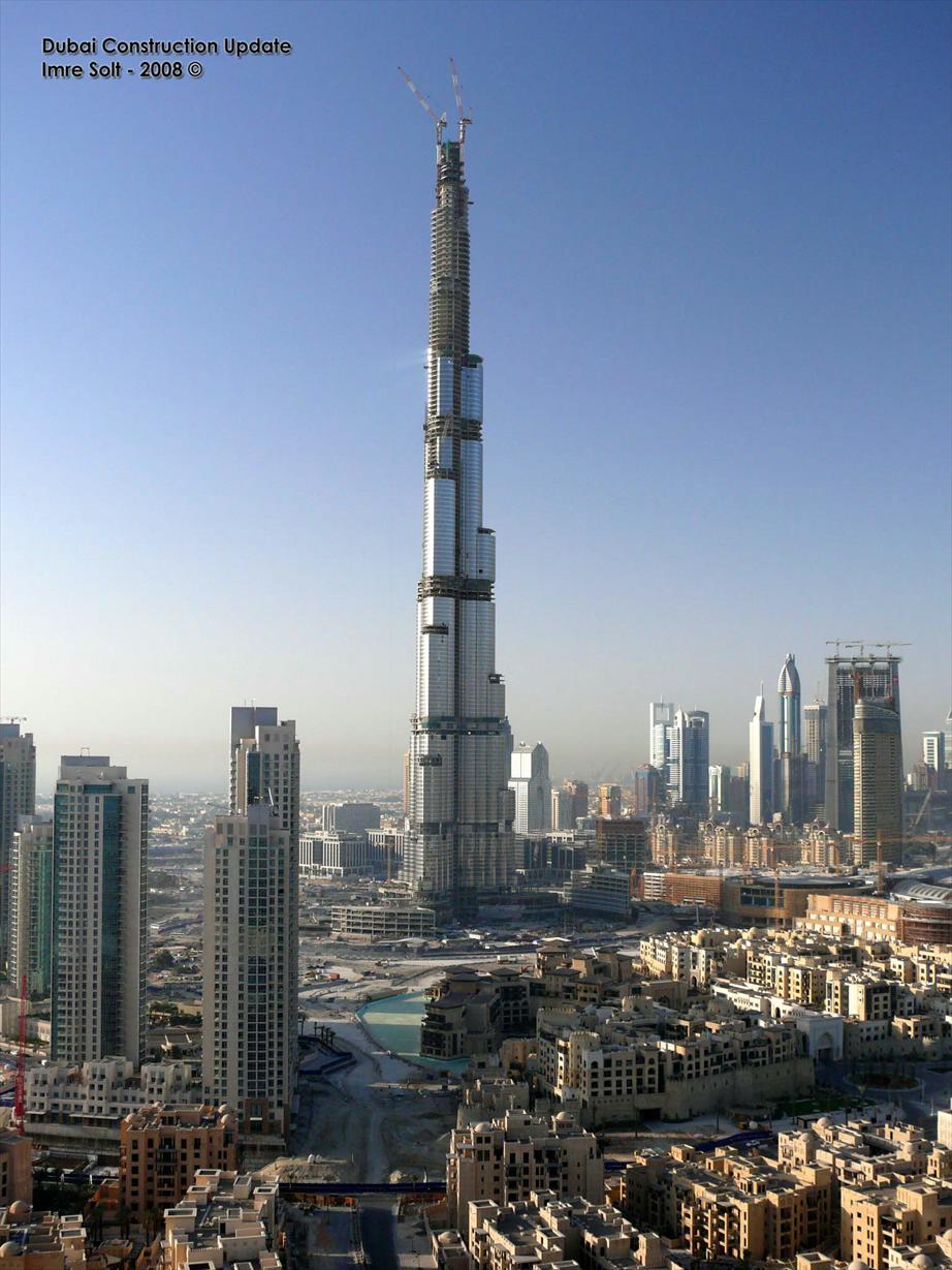 All World Visits: Dubai Tower
