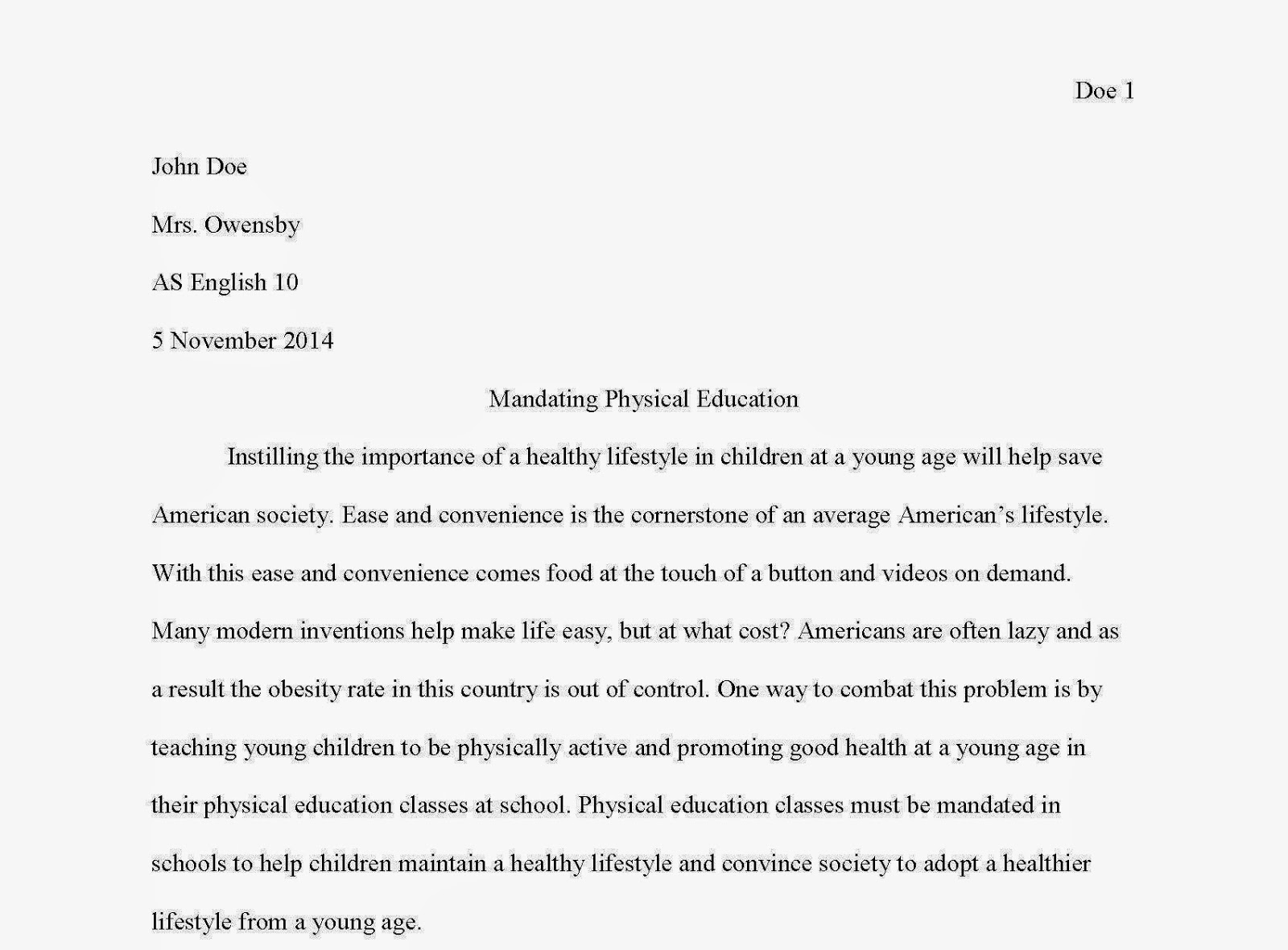 Opening Paragraph Essay How To Do An Introduction Paragraph For A