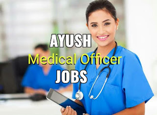 Ayush Medical Officer Jobs in Chhattisgarh NHM
