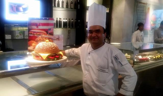 Chef Srikanth Westin