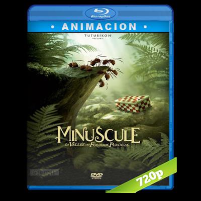 Minusculos (2013) BRRip 720p Audio Sin Dialogos 5.1