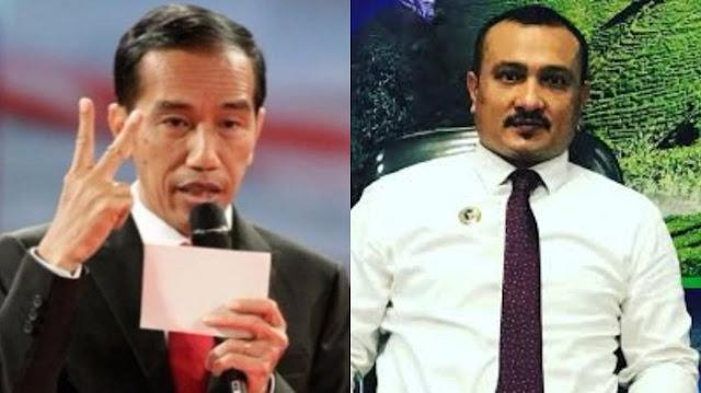 Tanggapi Bocah yang Hina Jokowi, Ferdinand: Meski Ingin Ganti Presiden, tapi Saya Geram