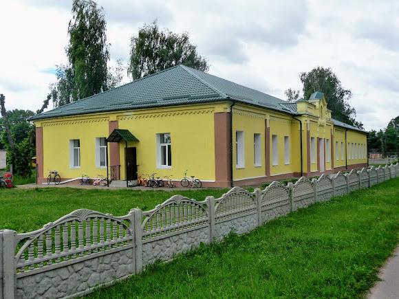 Батурин. Детский сад