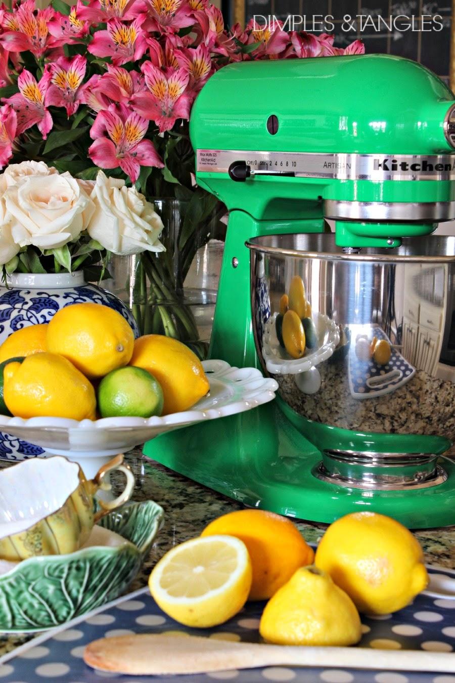 Green kitchenaid stand mixer - Kitchenaid Stand Mixer Green My New Mixer Made The Best Lemon Squares Ever I Ll