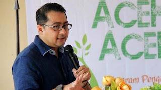 Putra Aceh, Teuku Riefky Harsya Jabat Sekjen Partai Demokrat