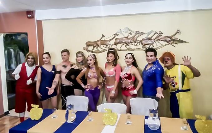 Circo Vasquez en Arequipa del 14 de julio al 30 de agosto