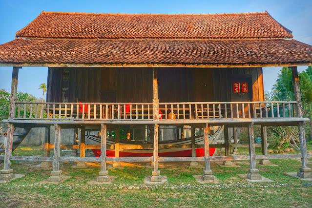 Terrapuri Heritage Village : Simpan 29 Buah Kisah di Setiap 29 Buah Rumah