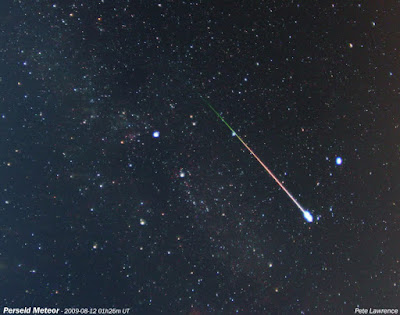 UIS partners to hold Perseid meteor shower viewing at Lincoln Memorial Garden