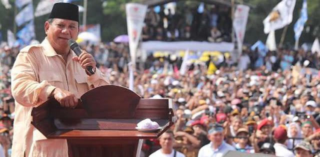 """Selain Penumpang Gelap, Prabowo Juga Disebut Ditunggangi """"Kekasih Gelap"""""""