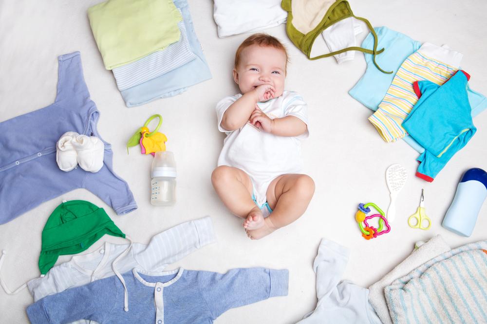 Mau Lahiran? Ini Daftar Perlengkapan Bayi Baru Lahir yang Harus Disiapkan!