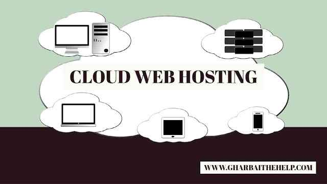 What is web hosting and it's meaning in hindi ?