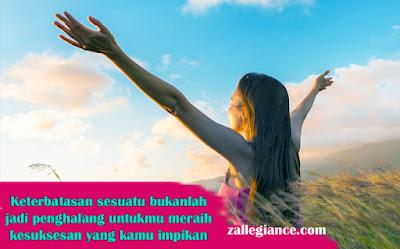 Sedang Galau? 25 Kata Kata Motivasi Ini Ampuh Bangkitkan Semangatmu!