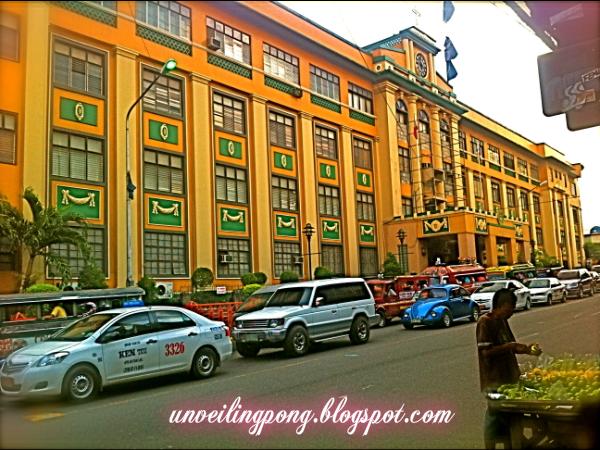 Philippines Oldest University Of San Carlos Museum In Cebu City