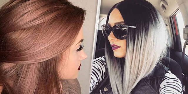 14 Hair Colors That Will Be Trend This 2017. All Will Love The # 1