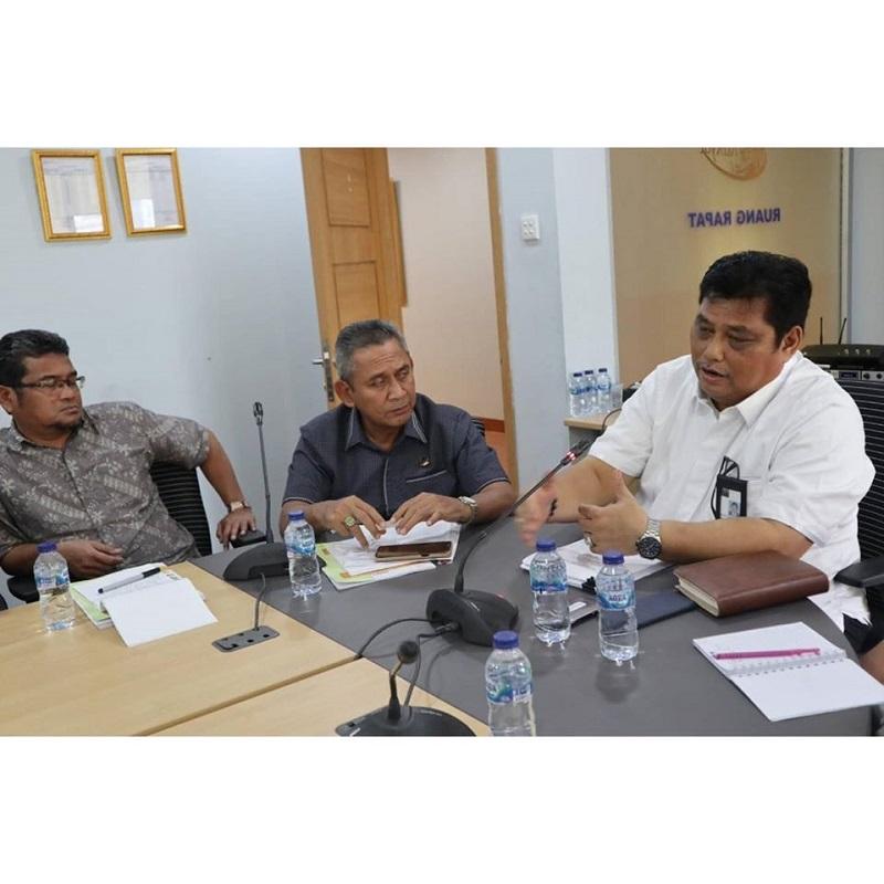 Pansus II DPRD jabar Kunjungi Kementerian Perdagangan RI