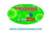 Loker Admin & Karyawati di CV Kiddy Toys Semarang