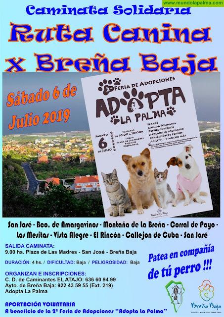 """EL ATAJO: """"Ruta Canina x Breña Baja"""""""