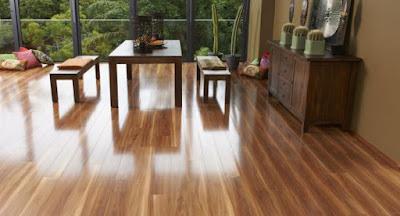 Những vấn đề thường gặp khi sử dụng sàn gỗ tự nhiên