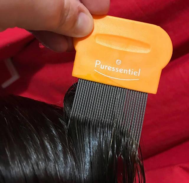 puressentiel lice comb