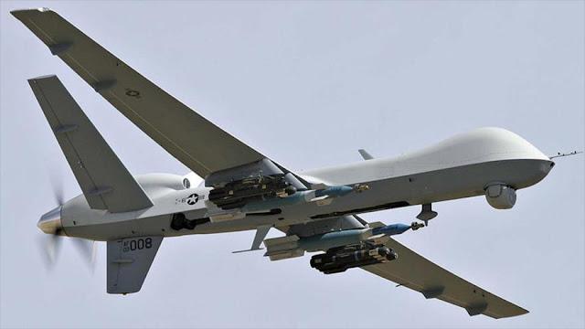 Ataques de los drones de EEUU se triplican por Trump en Yemen