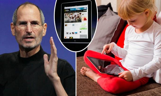 Steve Jobs Çocuklarının iPad Kullanmasına Neden İzin Vermiyordu?..