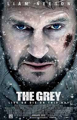 The Grey 2011 Dual Audio Hindi ENG BluRay 720p